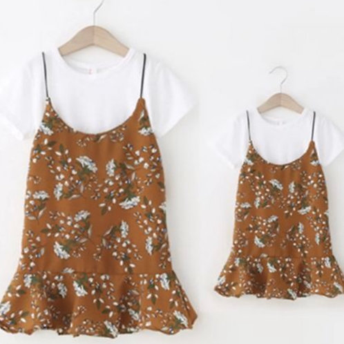 Mommy and Me Raine Dress