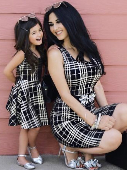 Mommy and Me Monica Dress