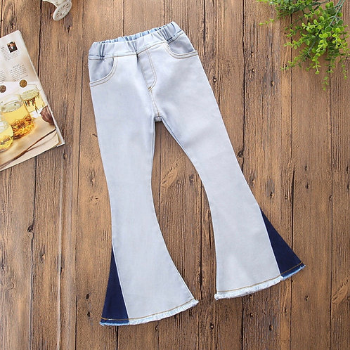 Bell Light Denim Pants