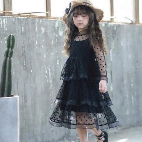 Nora Sheer Dress