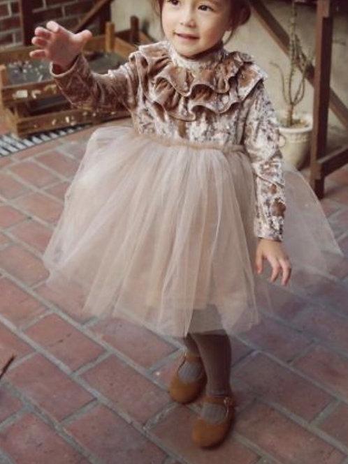 Julia Velvet Dress