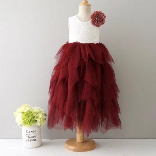 Malika Long Dress
