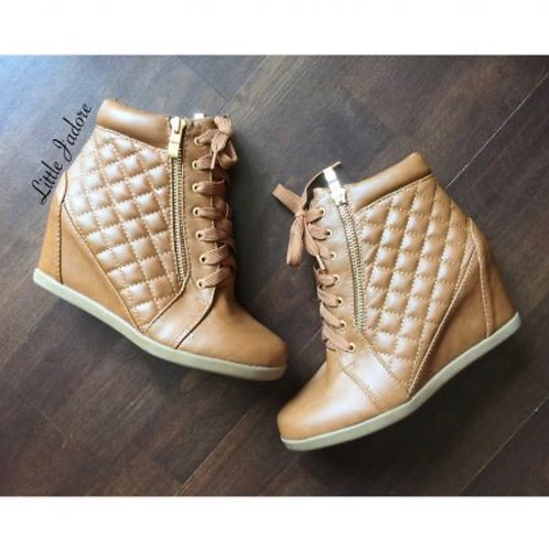 Gladys Wedge Sneakers (Girls)