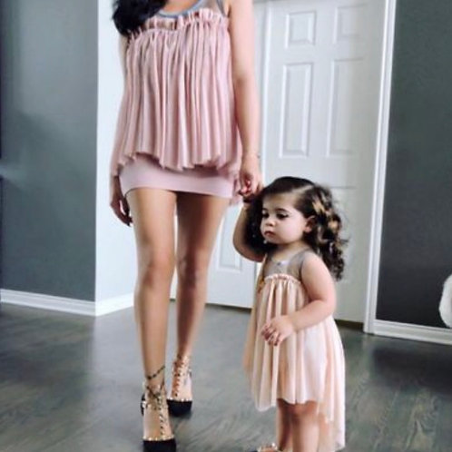 Mommy and Me Monica Blouse
