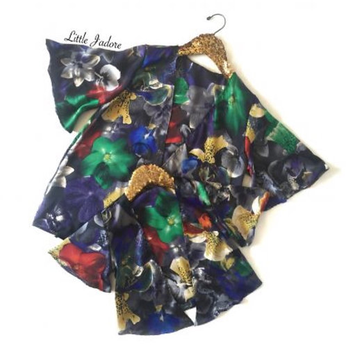 Mommy and Me Eloise Floral Kimono