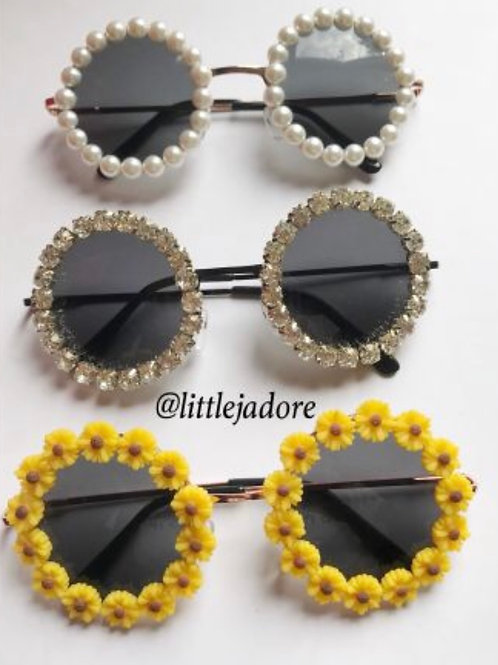 Fashion Round Glasses