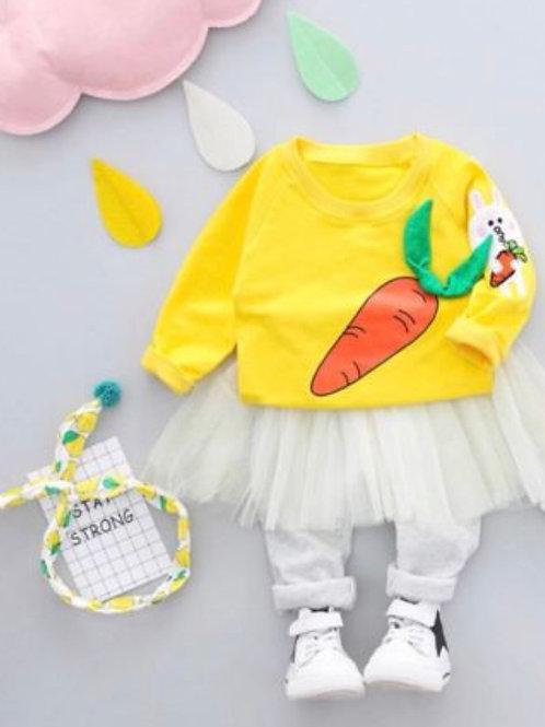 Bunny Tutu Set