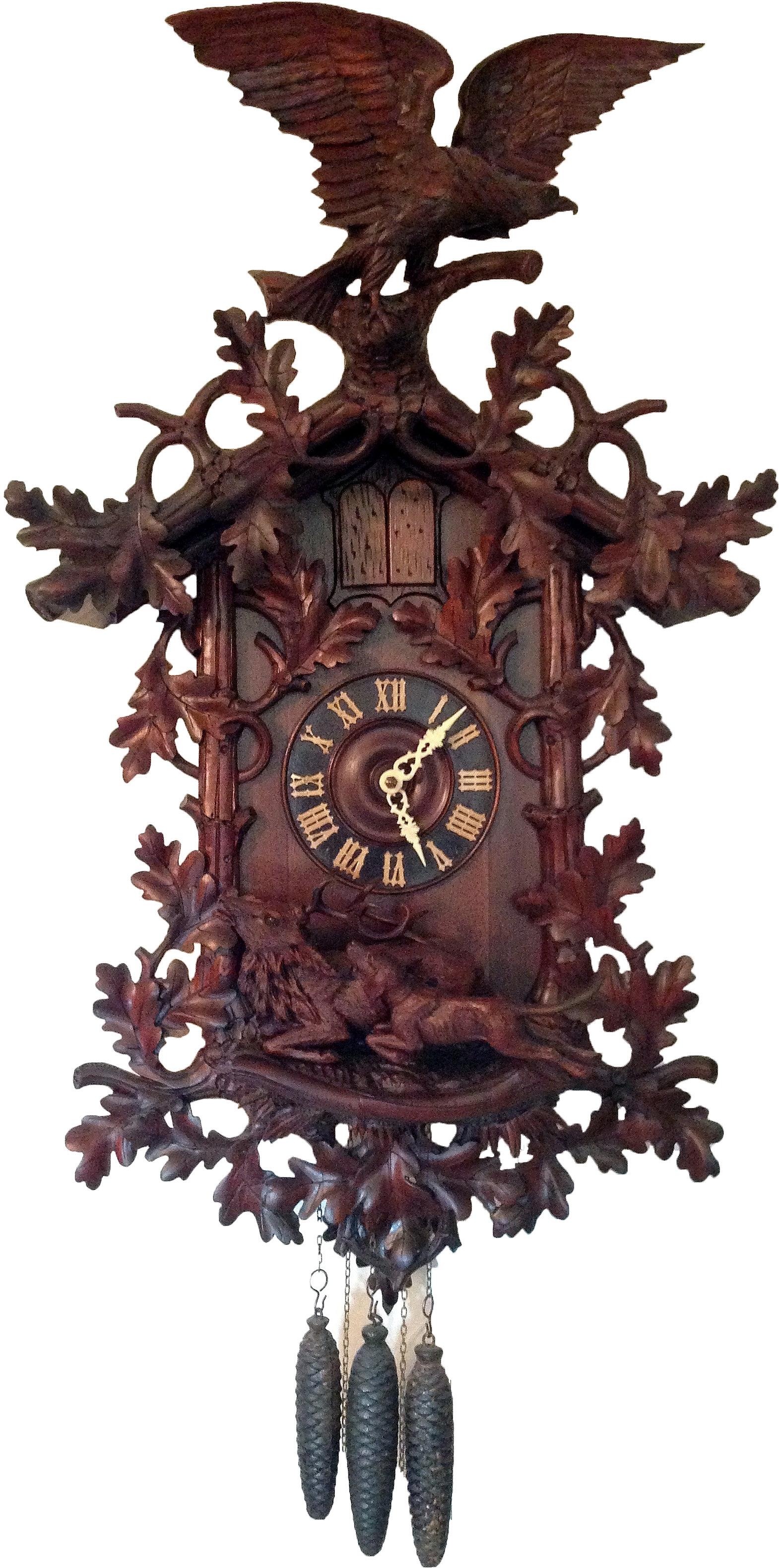 black forest cuckoo clock - Black Forest Cuckoo Clocks