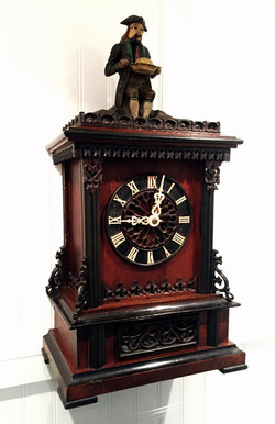 Black Forest Clock Dumpling Eater