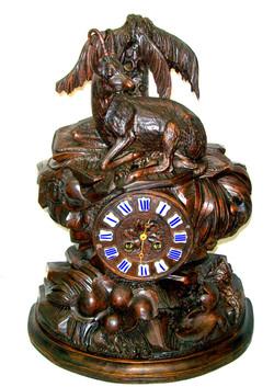 Kathleen's & Al's Black Forest clock