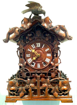 Black Forest Self Cuckoo Clock