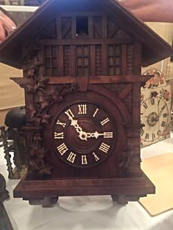 GHS Singing Bird Clock