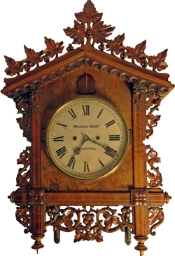 Roy's Beha Cuckoo clock