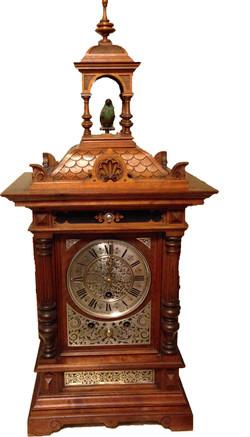 Roys' Singing Bird Wehrle clock