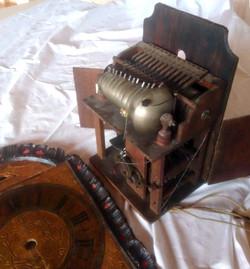 Black Forest 13 bell Carillon clock