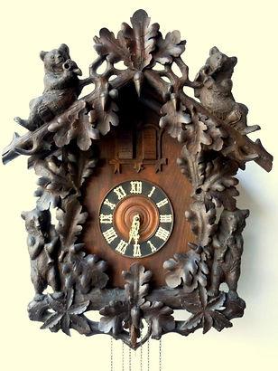 danu0027s black forest cuckoo clock