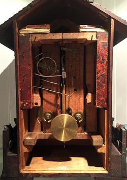 Cuckoo Clock Movement, Ketterer