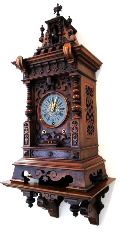 George's Wehrle Rooster Clock