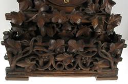 Ketterer Cuckoo Clock base carving
