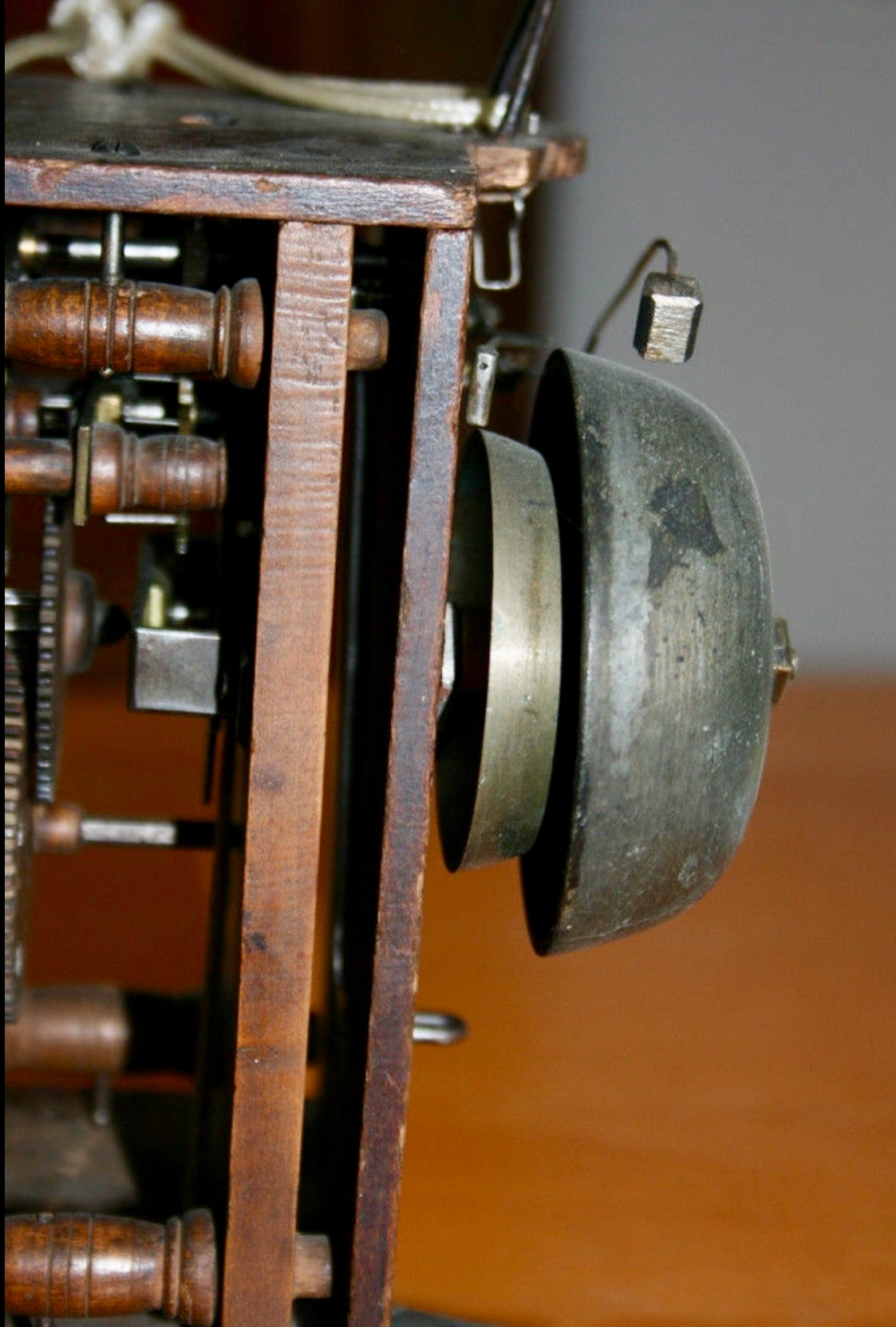 Black Forest Shield Clock