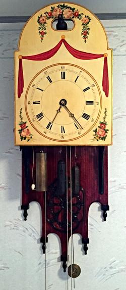 Black Forest Blackbird clock_edited