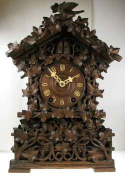 Cuckoo Clock 512 style case Ketterer