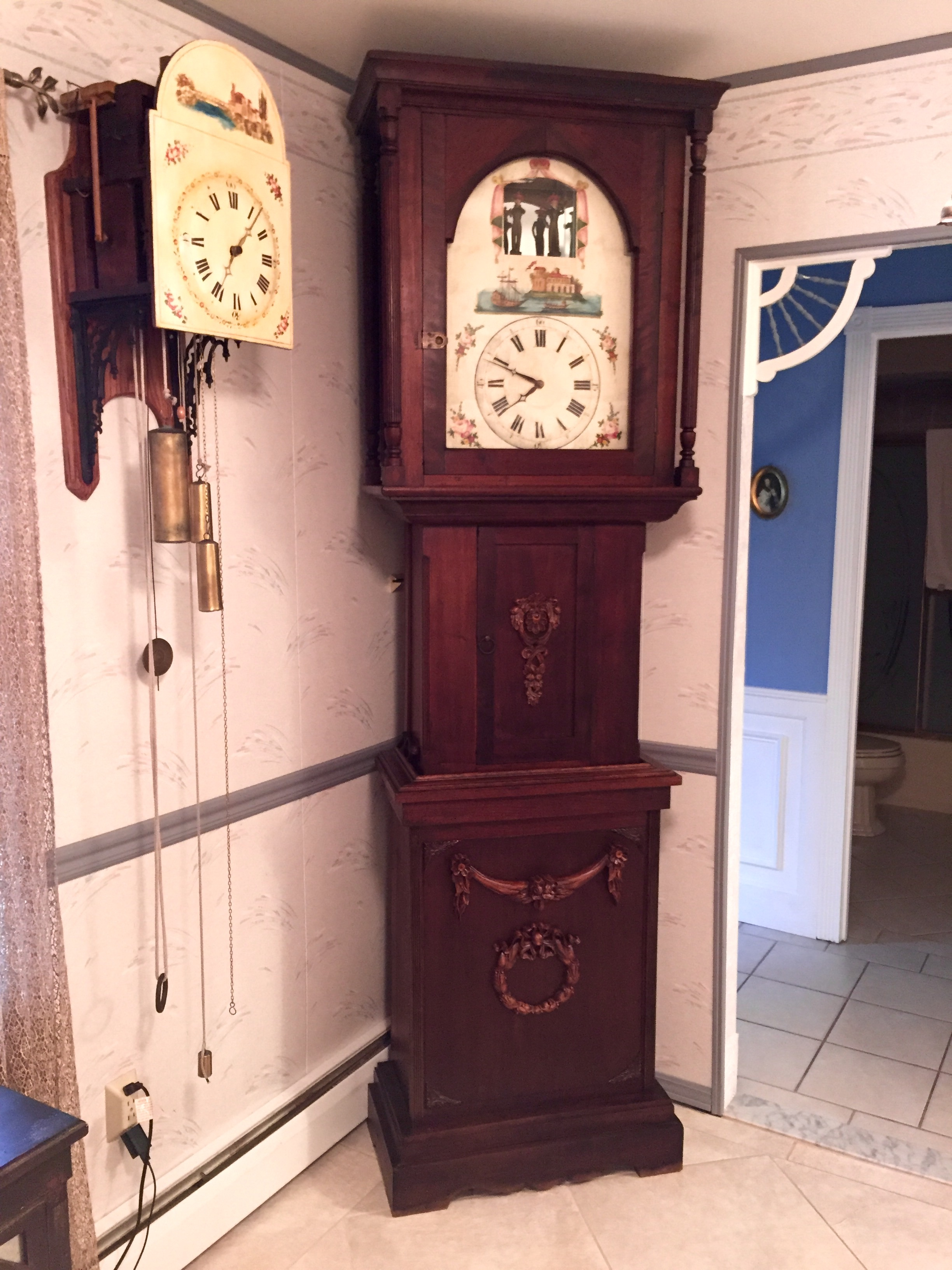 Black Forest Musical Clocks