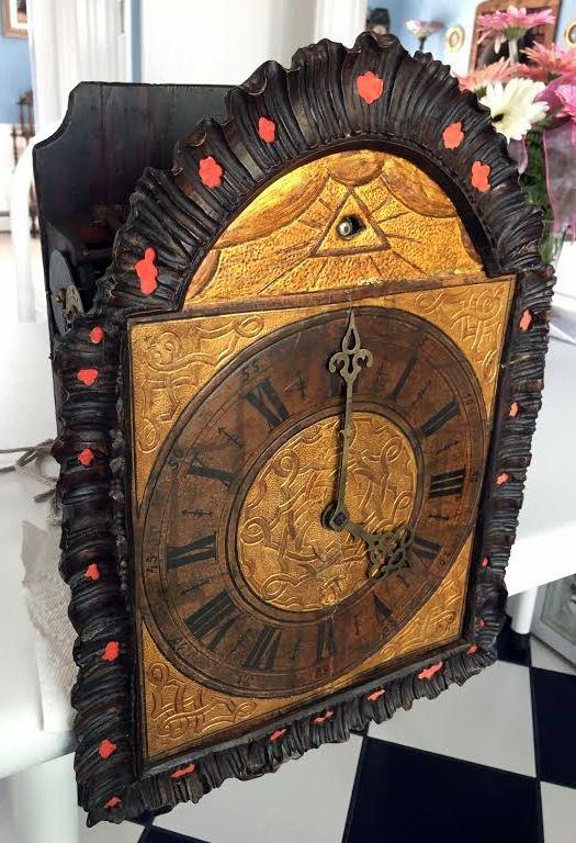 Black Forest clock bell