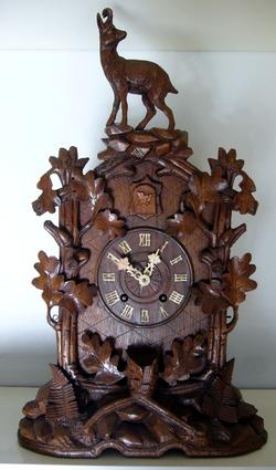 Heinz's cuckoo clock Alexander Fleig