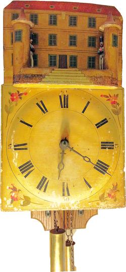 Roy's Black Forest solder clock