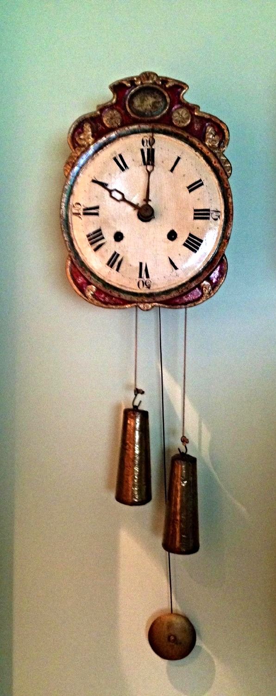 Black Forest Stuckuhr Clock