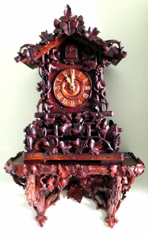 Beha model 509 cuckoo clock