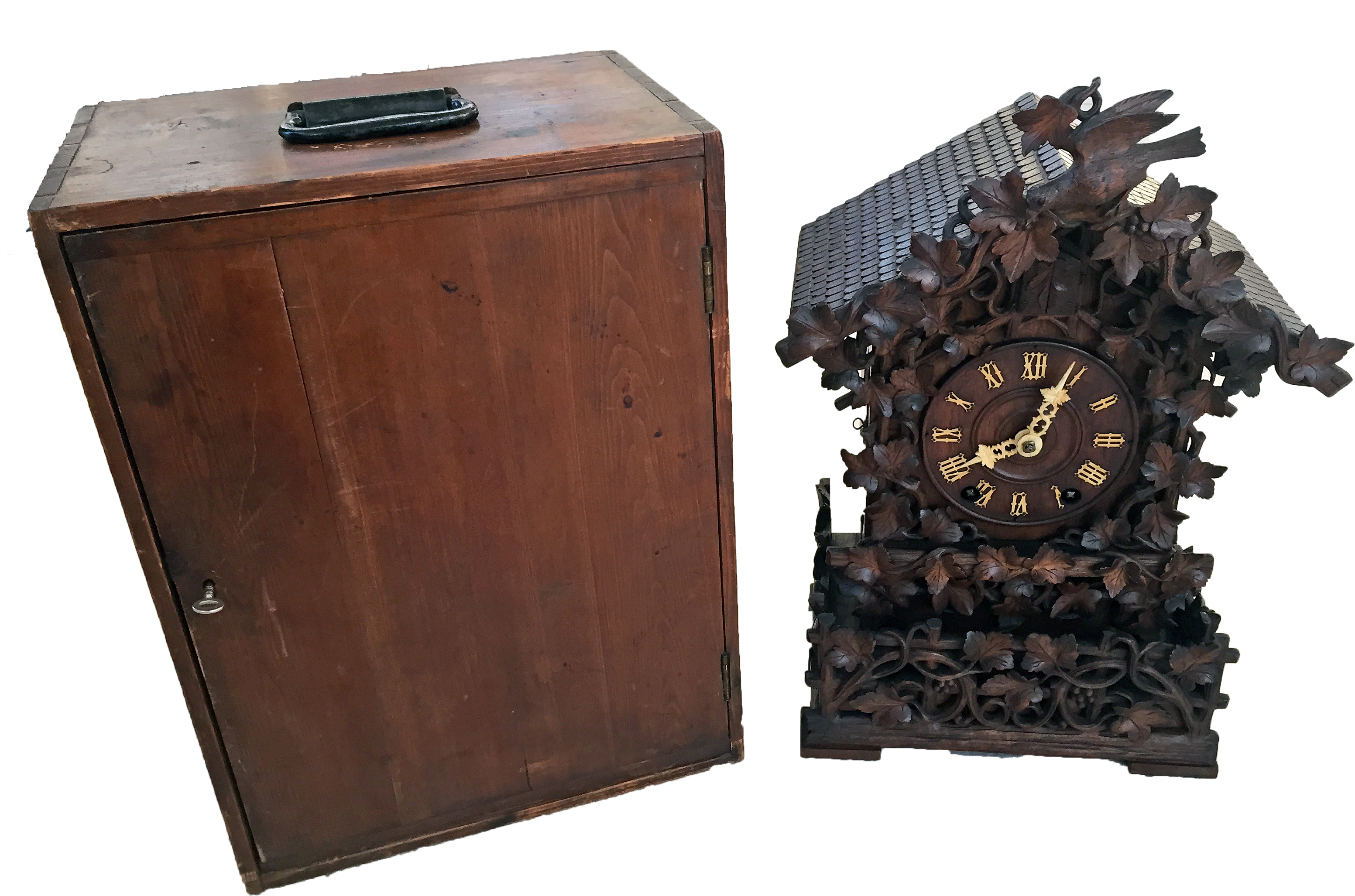 Cuckoo Clock and Case, Ketterer