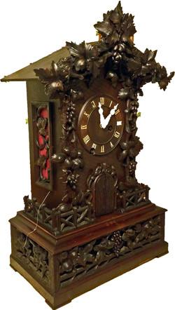 Roy's 10 Horn Wehrle Trumpeter Clock