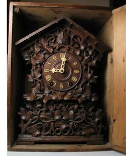 Ketterer Cuckoo Clock in transport clase