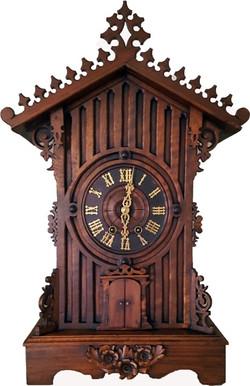 Lamy & Söhne Trumpeter clock
