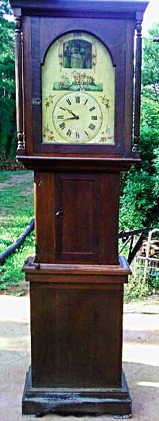 "The Restoration of a Black Forest Automaton Organ ""Flötenuhr"" Clock"