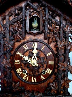 Beha 508 Large case shelf clock