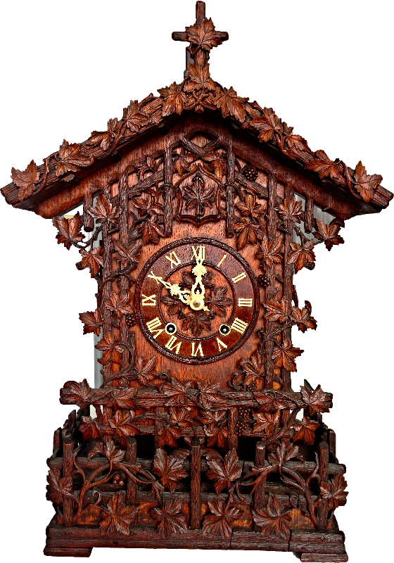 Black Forest cuckoo clock, Beha