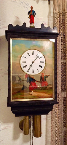 Black Forest Trumpeter clock.jpg