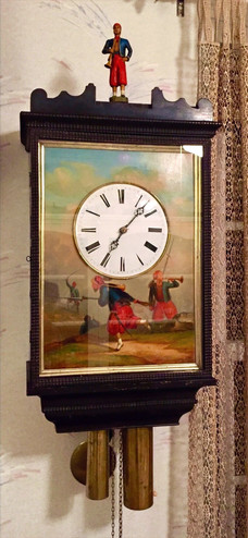 Black Forest Trumpeter clock.jpg