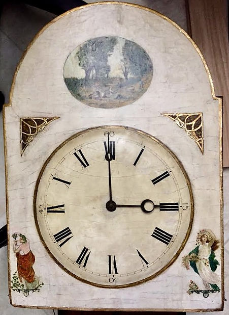 black forest clock, black forest clocks, cuckoo clock, trumpeter clock, flute clock, monk clock. organ clock