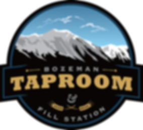 Bozeman Taproom About Us Logo