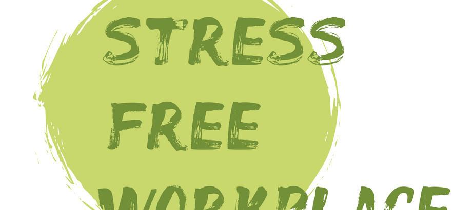 Wellness Wednesday: Workplace Stress Edition