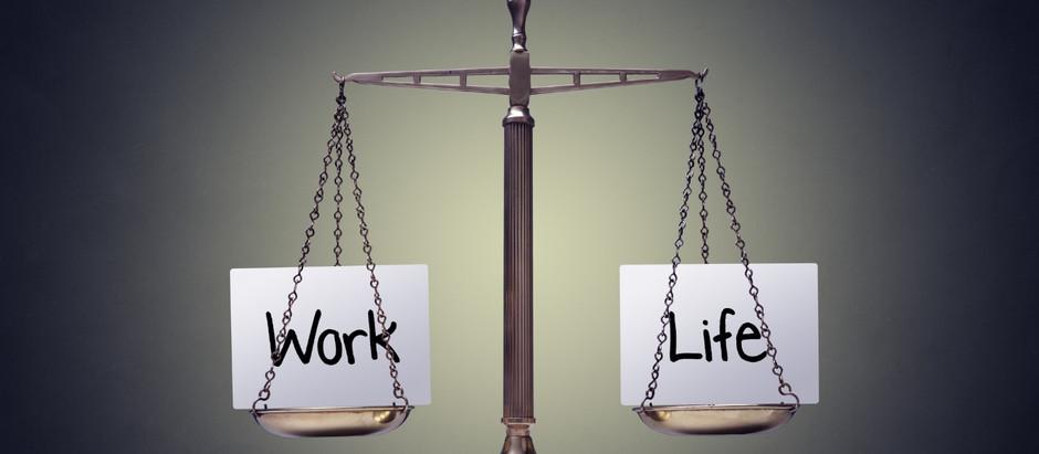 Wellness Wednesday: Work Life Balance