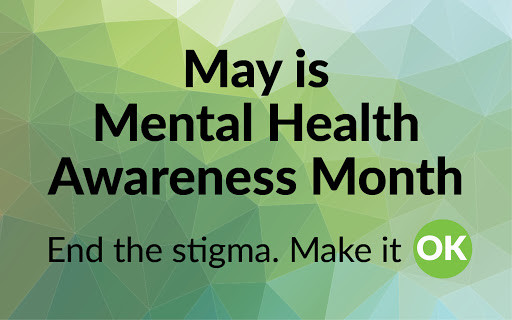 Wellness Wednesday: May is Mental Health Awareness Month!