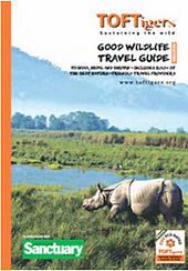 Toftigers goo wildlife travel guide