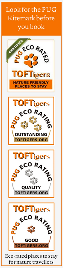 PUG eco rating, toftigers