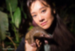 sharon kwok, pangolin, paul hilton, celerity activist