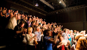 When was your last standing ovation?